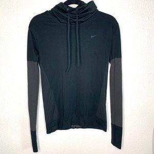 Nike funnel neck pullover sweatshirt
